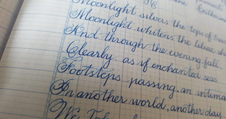 Learn Calligraphy/Penmanship