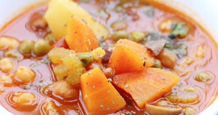 The-Go-To Instant Pot Stew